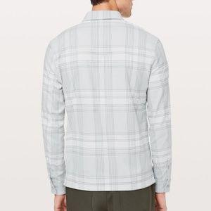 Lululemon Men's Mason's Peak Flannel